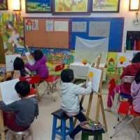 Lớp Học Mỹ Thuật Ở Thanh Xuân